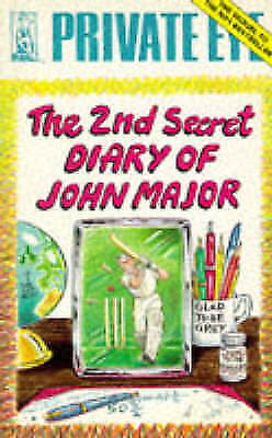 """AS NEW"" Private Eye, The 2nd Secret Diary of John Major, Paperback Book"