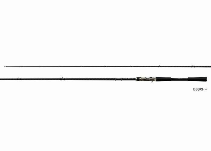 Shimano dura Rocker B88-XH+ Baitcasting Rod