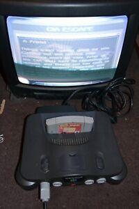 Nintendo 64 Jeu F-1 WORLD GRAND PRIX