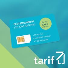 Handytarif Simonly All-Net-Flat inkl. 3 GB nur 9,99 € / Monat (mtl. kündbar)