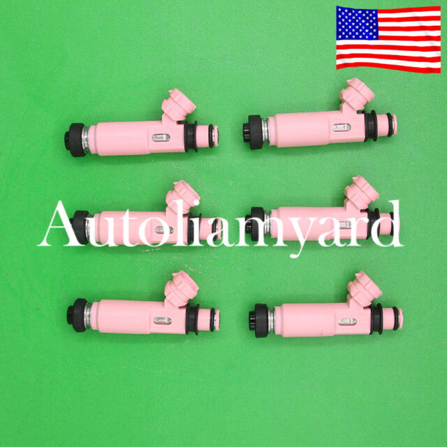 3.3 FUEL INJECTOR OEM DENSO 23250-0A020 LEXUS ES300 2002 2006 TOYOTA CAMRY 3.0