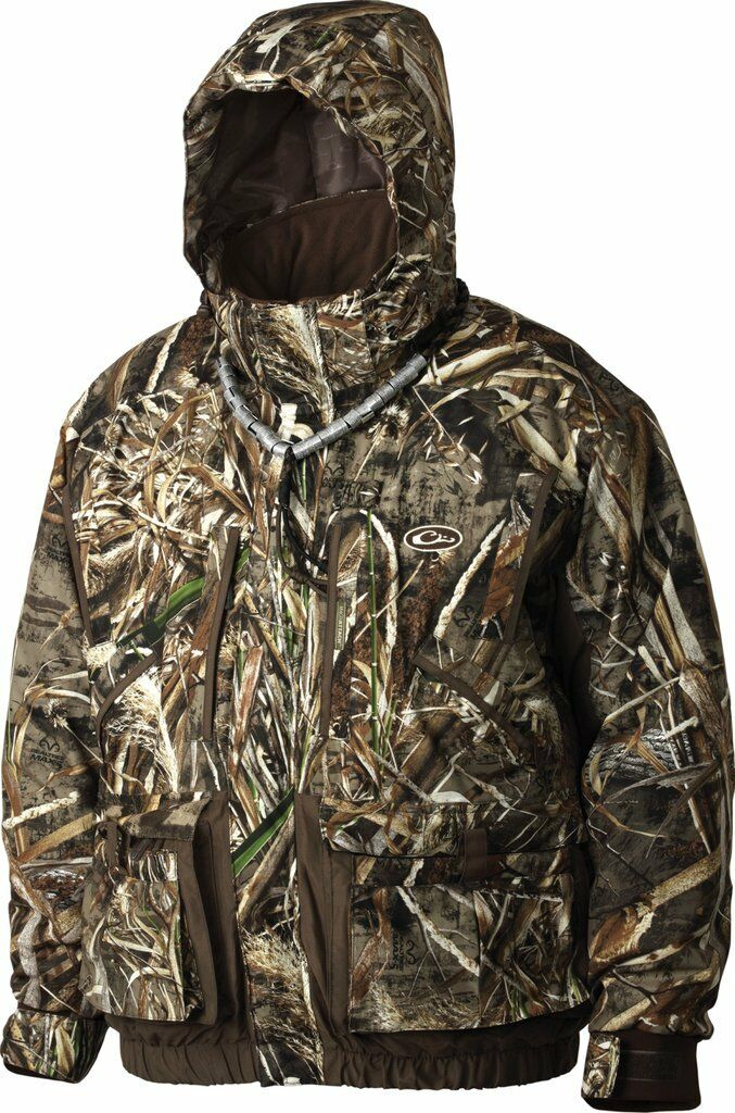 Drake Waterfowl  LST Insulated Waterfowler's Coat 2.0 Medium Max 5 DW1041-015-02  more order