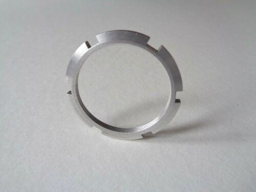 * NOS vintage 1980 S Galli Aluminium Pédalier Lock Ring italien 36 x 24F*