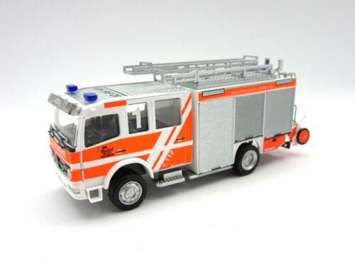 RIETZE Modell H0//1:87 Feuerwehr Schlingmann MB Atego HLF 20 FW Alsdorf #68263