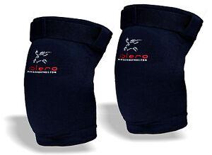 EVO-MMA-Elbow-Pads-Martial-Arts-Support-wraps-Straps-Kick-Boxing-Muay-Thai-UFC