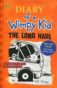 Diary of a wimpy kid 9 book