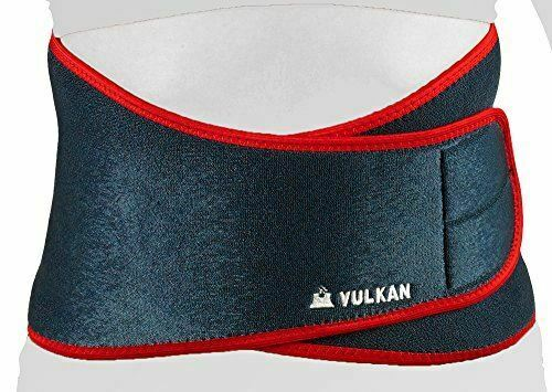 Vulkan Classic 3023 Universal Lumbar Wrap Light Compression /& Support