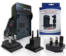 World Caricabatteria per NIKON Coolpix D3100, D3200, D5100 EL14 Fotocamera digitale