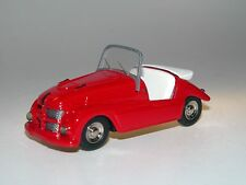 Kleinschnittger F125, Microcar, Bubble Car, rot, white metal, Weißmetall, 1/43