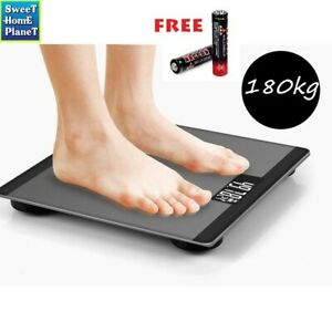 Digital-Electronic-Bathroom-Weighing-Scale-Measurement-Health-Scale-180KG