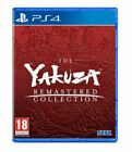 Yakuza Remastered Collection - Standard Edition (Sony PlayStation 4, 2020)