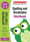 Spelling and Vocabulary Workbook (Year 1): Year 1 by Alison Milford (Paperback, 2016)