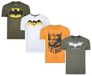 newest 334e7 0a1d9 Details about MENS BATMAN T SHIRT SLIM FIT EX STORE DC COMICS OFFICIAL T  SHIRTS TOPS S-XXL NEW