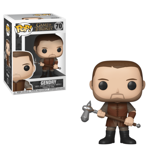 NEW FUNKO POP! Television: Game of Thrones - Gendry 70 (34620)