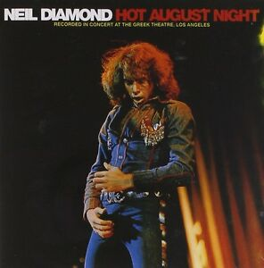 Neil-Diamond-Hot-August-Night-3-Extra-Tracks-Remastered-2-CD-NEW