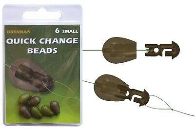 Drennan Quick Change Bead  *All sizes*  *PAY 1 POST*