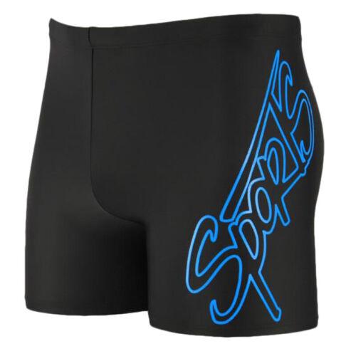 Mens Waterproof Swiming Trunks Summer Beach Shorts Bottoms Swimwear Boxer Briefs