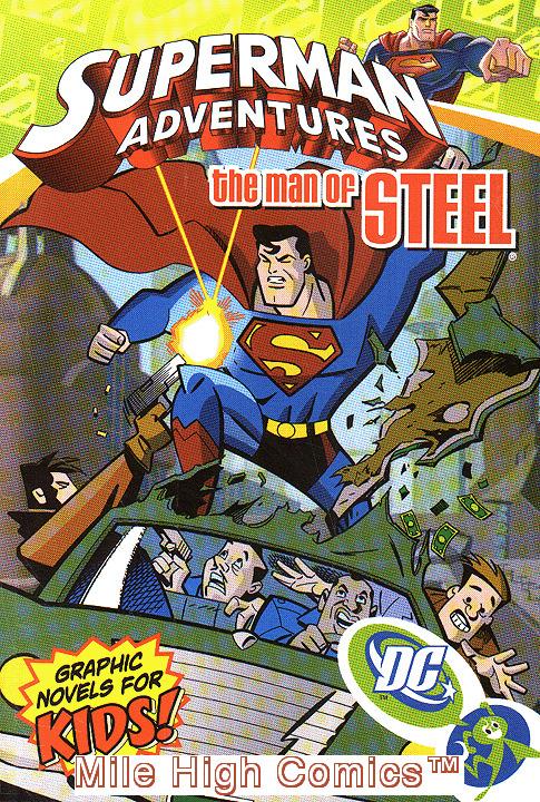 SUPERMAN ADVENTURES: MAN OF STEEL TPB (VOL. 4) (2006 Series) #1 Fine