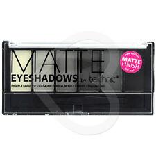 Technic SMOKEY SMOKY Matte Eyeshadow Palette NERO BIANCO GRIGIO SCURO