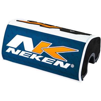 Neken Oversized HandleBars Bar 28mm Fat Bars Pad White