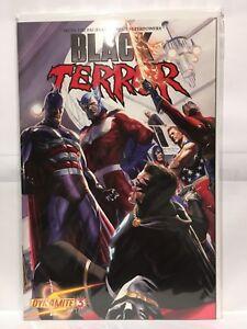 Black-Terror-2008-Series-3-NM-1st-Print-Dynamite-Comics