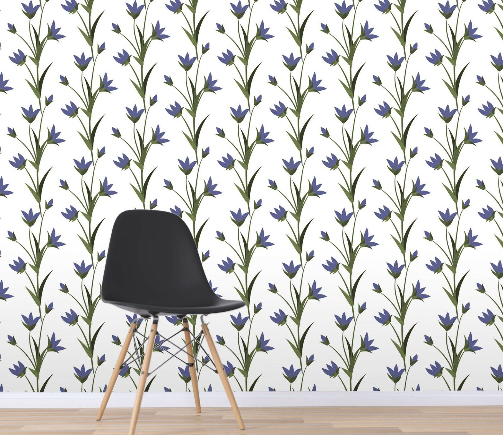 3D lila Flower 34 Wallpaper Mural Print Wall Indoor Wallpaper Murals UK Summer