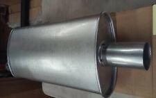 Exhaust Muffler-SoundFX Universal Muffler Walker 17188