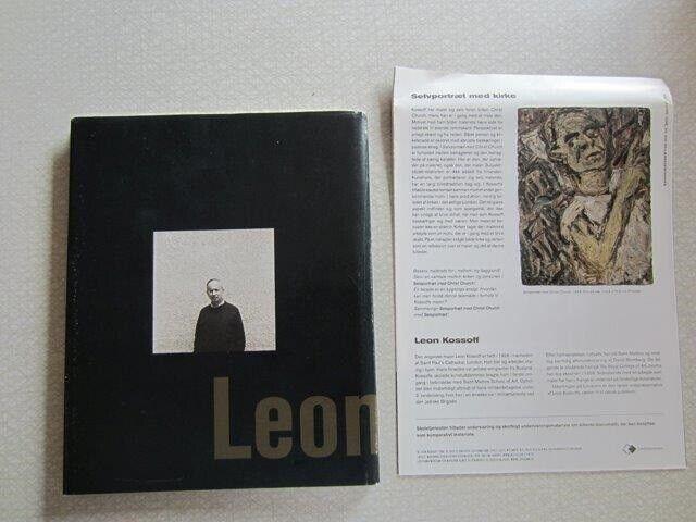 LEON KOSSOFF Udvalgte malerier 1956-2000, . Udgivet af