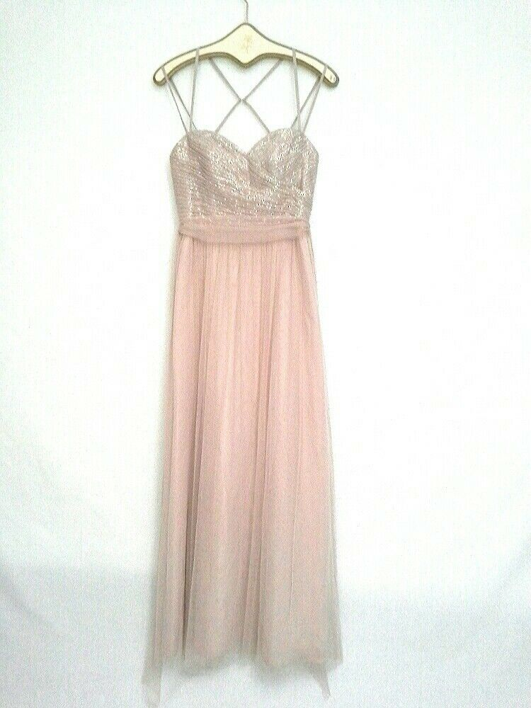 BHLDN Isadore Maxi Dress Gown by Watters Size 6 6 6  270 cdab67