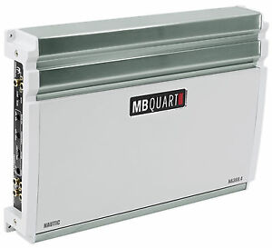 MB QUART NA360 4 360 Watt RMS Nautic Series 4 Channel Marine Boat Amplifier Amp
