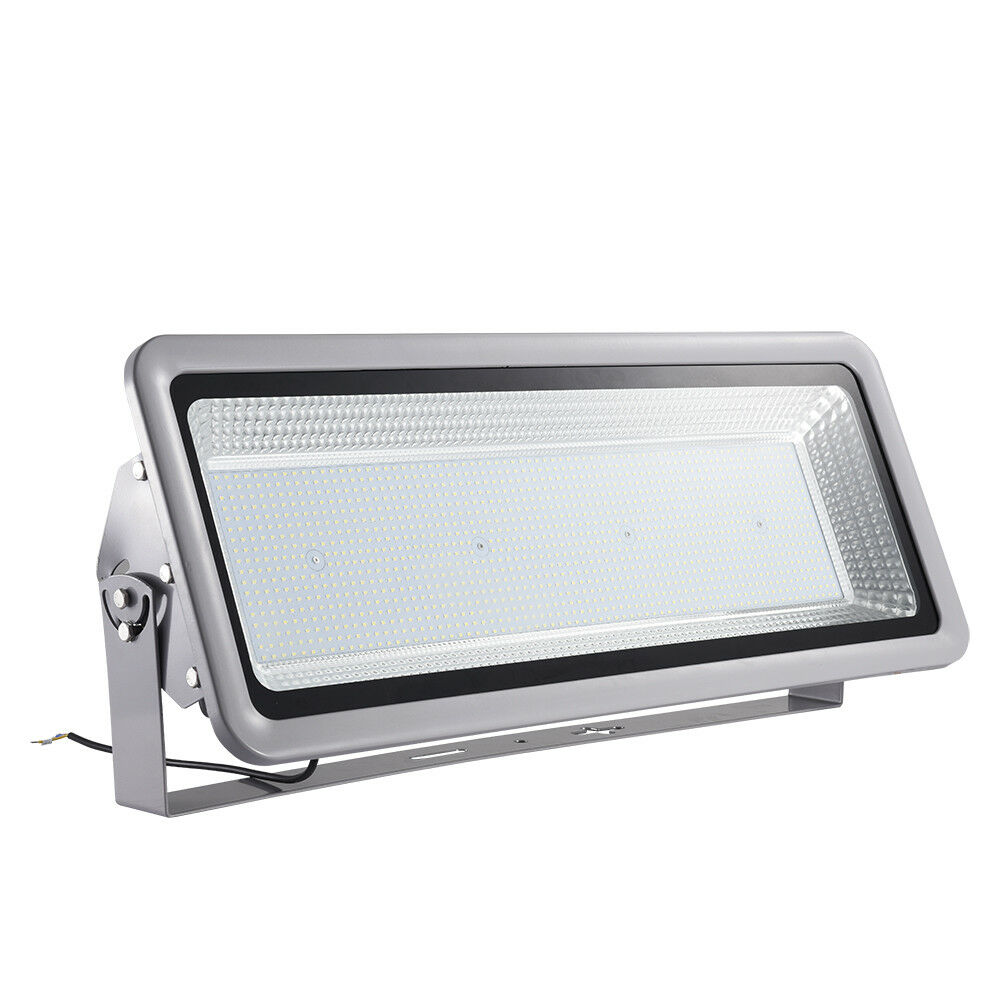 800W LED Fluter Außen Sicherheit Garten Lampe Strahler Flutlicht Weiß IP65 DHL