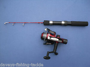 ARCTIC CHAR KAYAK ROD+SOL REEL FOR CANOE SEA SPINNING FISHING BOAT RIGS LURES