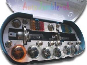 SPARE BULB KIT CAR H1 H4 H7 for FIAT STILO