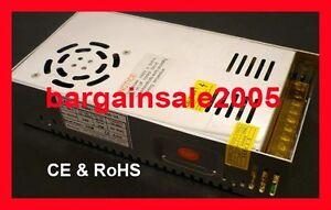 HQ PWM DC Motor LED Lights Power Supply 24V 10A 350-24