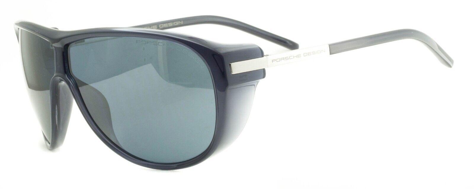 28e511d20743 Porsche Design Oversized Shield Sunglasses UV Protection Mirrored ...