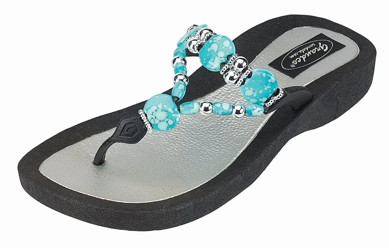 Mr/Ms Comfortable grandco triumph black sandal Comfortable Mr/Ms feeling Impeccable Non-slip a4b591