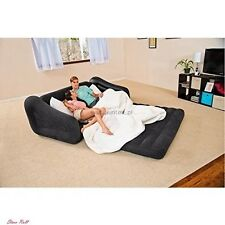 Sleeper Loveseat Sectional Sofa Bed Floor Couch Convertible Living Room New