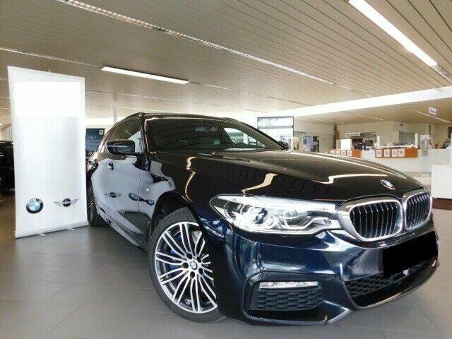 BMW 540d Touring xDrive aut.