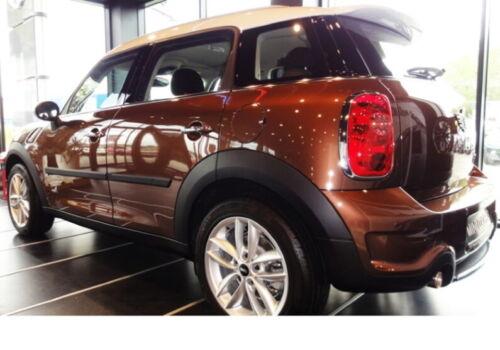 Zierleiste Seitenschutz Türschutz für Mini Countryman SUV 2011