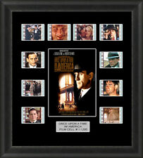 Once upon a Time in America 1984 Framed 35mm Film Cell Memorabilia Filmcells Mov