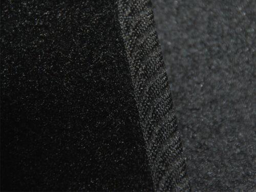 2004-2011 Automatten Passform Velours Kofferraummatte für Audi A6 4F Bj