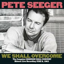 Pete Seeger - Carnegie Hall Concert [New CD]