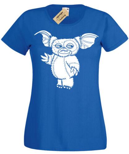 Gizmo Damen T-Shirt Gremlin Damen Top