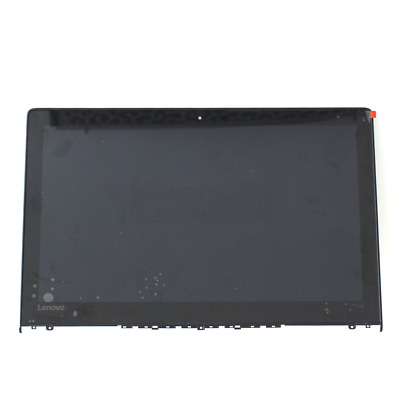 UHD 4K LCD Touch Screen Assembly LQ156D1JX03 For Lenovo IdeaPad Y700-15ISK Touch