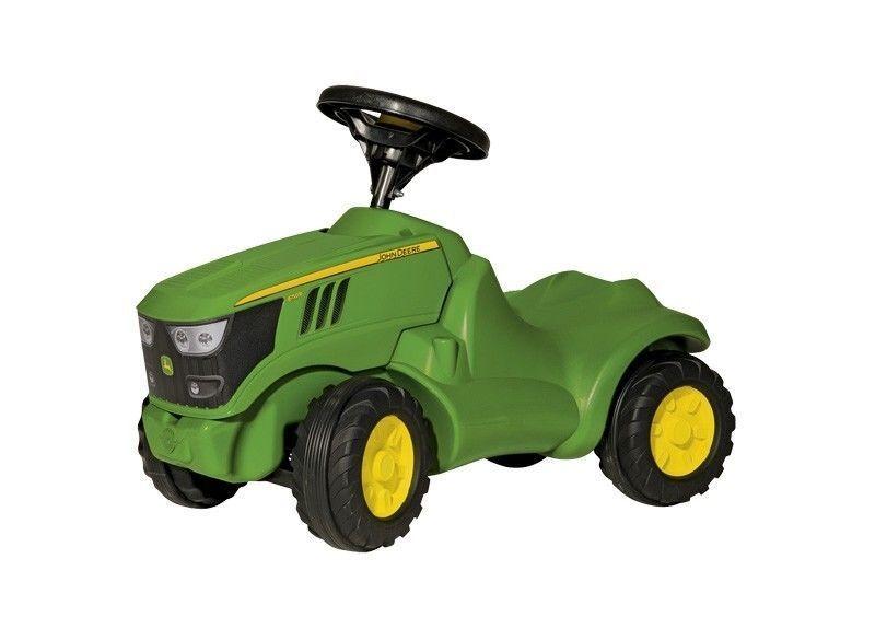 John Deere 6150R Mini Slide tracteur Cadeau Noël