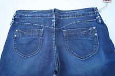 REPLAY W8372.000 Damen Jeans Hüft Hose 30/32 W30 L32 stone wash darkblue NEU