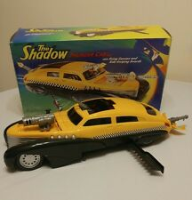 1994 The Shadow Thunder Cab Vehicle Toy by Kenner + Original Box - Alex Baldwin