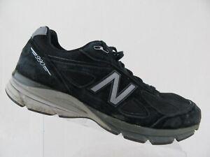 new balance hombre negras running