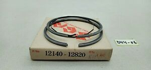 SUZUKI A100 AS100 AC100 PISTON RING SET 1.00