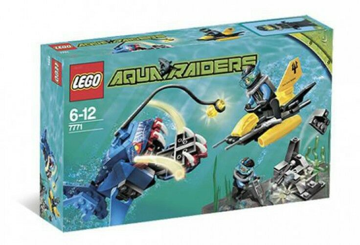 LEGO Aqua Raiders Angler Ambush Set  7771
